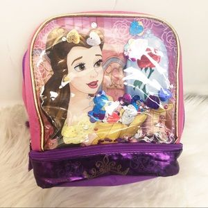 ❤️ Disney Beauty and the Beast Belle Lunch Box